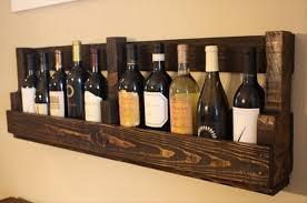 simple y muy bueno para tener el vino a mano